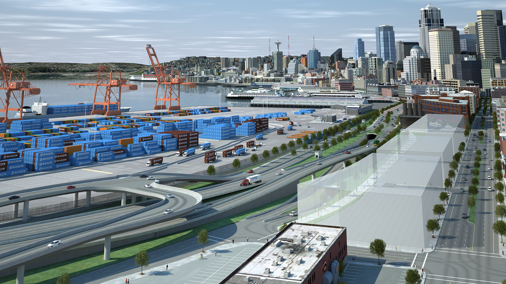 Case Study-Alaskan Way Viaduct Replacement